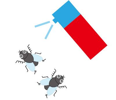 害虫の発生