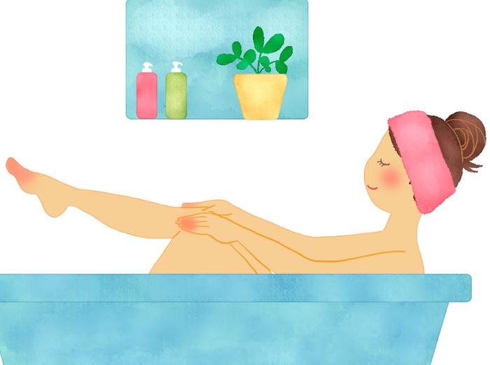 入浴におすすめのタイミング・適さないタイミングとは?